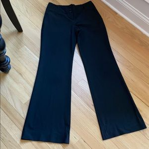 Wide leg dress pants from The Limited